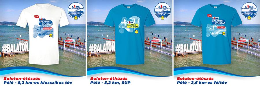 Balaton-átúszás póló