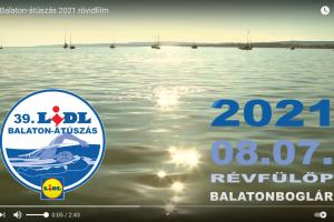 Balaton-átúszás hosszúfilm
